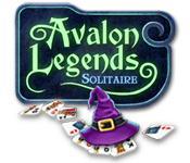 Functie screenshot spel Avalon Legends Solitaire
