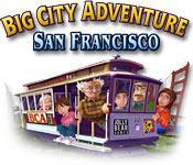 Feature screenshot game Big City Adventure: San Francisco