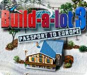 Functie screenshot spel Build-a-lot 3: Passport to Europe