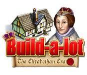 Functie screenshot spel Build-a-Lot: The Elizabethan Era