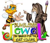 Functie screenshot spel BumbleBee Jewel