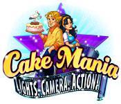 Functie screenshot spel Cake Mania: Lights, Camera, Action!