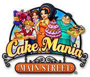 Functie screenshot spel Cake Mania Main Street