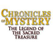 Functie screenshot spel Chronicles of Mystery: The Legend of the Sacred Treasure