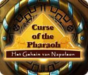 Functie screenshot spel Curse of the Pharaoh: Het Geheim van Napoleon