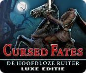 Functie screenshot spel Cursed Fates: De Hoofdloze Ruiter Luxe Editie