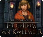 Functie screenshot spel Cursed Memories: Het Geheim van Kwelmeer