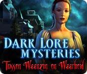 Functie screenshot spel Dark Lore Mysteries: Tussen Waanzin en Waarheid