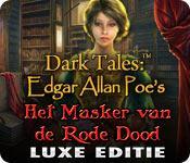Functie screenshot spel Dark Tales: Edgar Allan Poe's Het Masker van de Rode Dood Luxe Editie