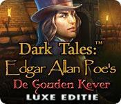 Functie screenshot spel Dark Tales: Edgar Allan Poe's De Gouden Kever Luxe Editie