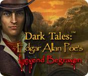 Functie screenshot spel Dark Tales: Edgar Allan Poe's Levend Begraven