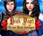 Functie screenshot spel Death Pages: In een Boek Gevangen