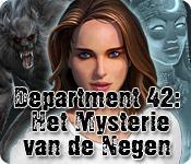 Feature screenshot game Department 42: Het Mysterie van de Negen