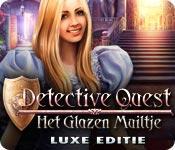 Functie screenshot spel Detective Quest: Het Glazen Muiltje Luxe Editie