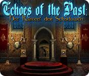 Functie screenshot spel Echoes of the Past: Het Kasteel der Schaduwen