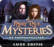 Functie screenshot spel Fairy Tale Mysteries: De Poppenmeester Luxe Editie