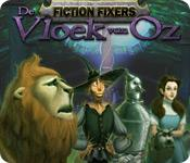 Functie screenshot spel Fiction Fixers: De Vloek van Oz