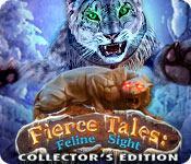 Functie screenshot spel Fierce Tales: Feline Sight Collector's Edition