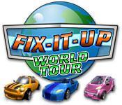 Functie screenshot spel Fix-It-Up: World Tour