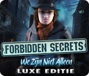 Functie screenshot spel Forbidden Secrets: We Zijn Niet Alleen Luxe Editie