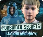 Functie screenshot spel Forbidden Secrets: We Zijn Niet Alleen