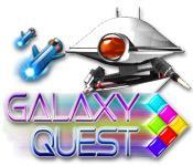 Functie screenshot spel Galaxy Quest
