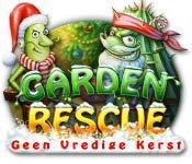 Functie screenshot spel Garden Rescue: Geen Vredige Kerst