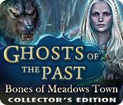 Functie screenshot spel Ghosts of the Past: Bones of Meadows Town Collector's Edition