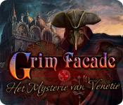 Functie screenshot spel Grim Facade: Het Mysterie van Venetië