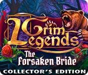 Functie screenshot spel Grim Legends: The Forsaken Bride Collector's Edition