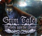Functie screenshot spel Grim Tales: Wolven aan de Poort