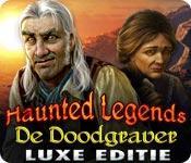 Functie screenshot spel Haunted Legends: De Doodgraver Luxe Editie