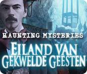 Functie screenshot spel Haunting Mysteries: Eiland van Gekwelde Geesten