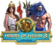 Functie screenshot spel Heroes of Hellas 3: Athens