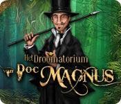 Functie screenshot spel Het Droomatorium van Doc Magnus