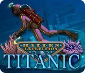 Functie screenshot spel Hidden Expedition: Titanic