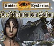Functie screenshot spel Hidden Mysteries: De Geheimen van Salem