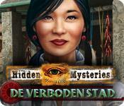 Functie screenshot spel Hidden Mysteries: De Verboden Stad