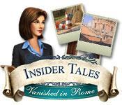 Functie screenshot spel Insider Tales: Vanished in Rome