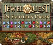 Functie screenshot spel Jewel Quest: De Saffieren Draak