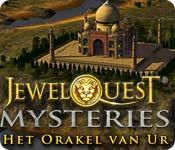 Functie screenshot spel Jewel Quest Mysteries: Het Orakel van Ur