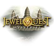 Functie screenshot spel Jewel Quest Mysteries: Trail of the Midnight Heart