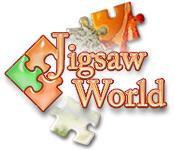 Functie screenshot spel Jigsaw World