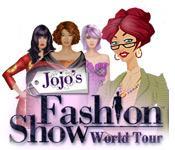 Functie screenshot spel Jojo's Fashion Show: World Tour