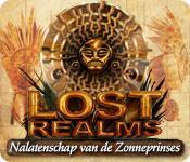 Functie screenshot spel Lost Realms: Nalatenschap van de Zonneprinses