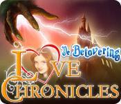 Functie screenshot spel Love Chronicles: De Betovering