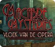 Functie screenshot spel Macabre Mysteries: Vloek van de Opera