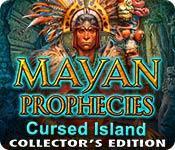 Functie screenshot spel Mayan Prophecies: Cursed Island Collector's Edition