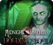 Functie screenshot spel Midnight Mysteries: Houdini Geboeid