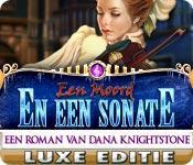 Functie screenshot spel Een Moord en een Sonate: Een Roman van Dana Knightstone Luxe Editie